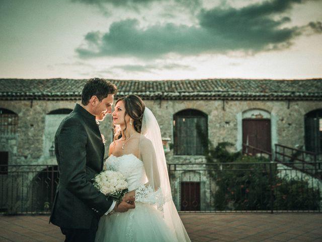 Il matrimonio di Giovanni e Valentina a Pietraperzia, Enna 52