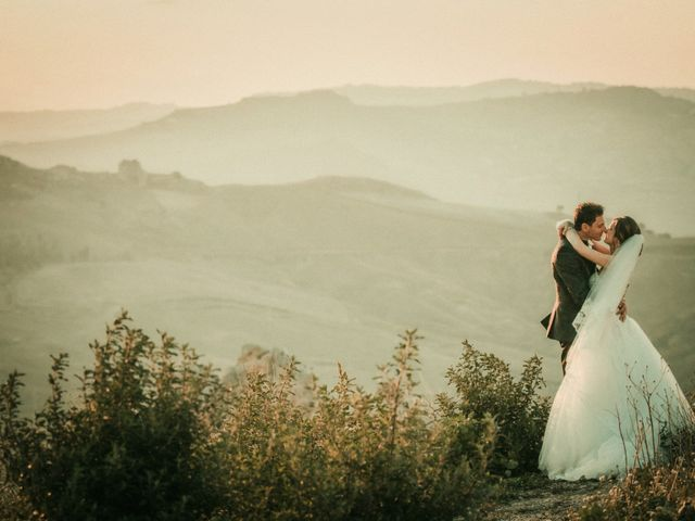 Il matrimonio di Giovanni e Valentina a Pietraperzia, Enna 1