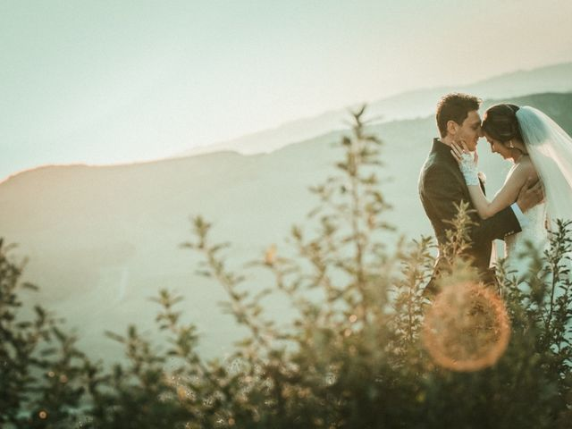 Il matrimonio di Giovanni e Valentina a Pietraperzia, Enna 58