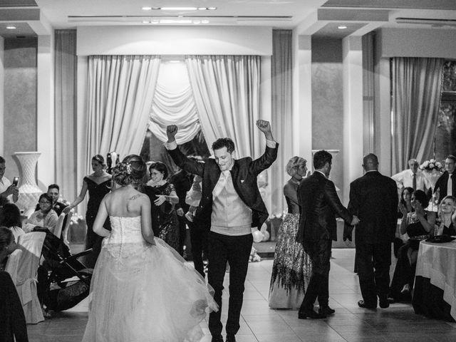 Il matrimonio di Giovanni e Valentina a Pietraperzia, Enna 78