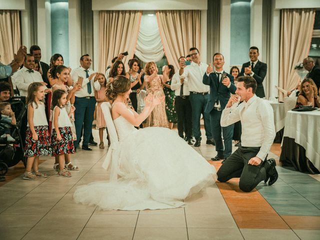 Il matrimonio di Giovanni e Valentina a Pietraperzia, Enna 81