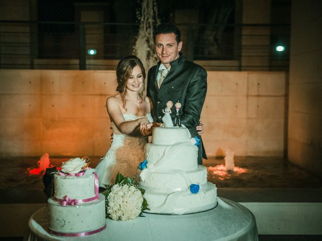Il matrimonio di Giovanni e Valentina a Pietraperzia, Enna 84