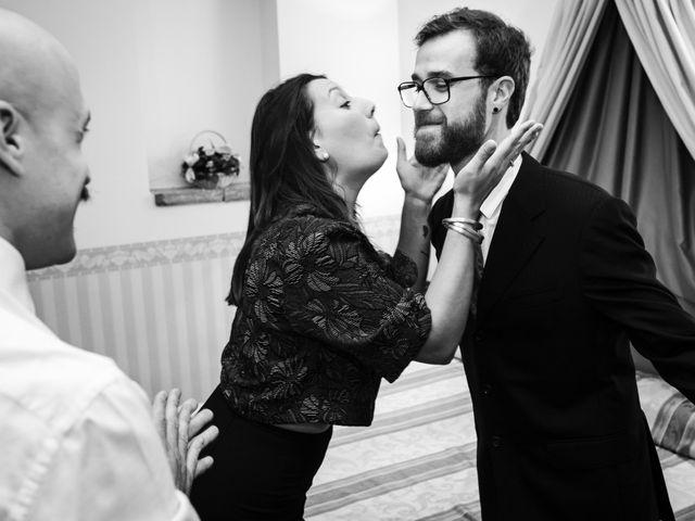 Il matrimonio di Alessio e Alessandra a Perugia, Perugia 5