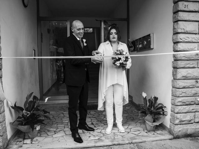 Il matrimonio di Alessio e Alessandra a Perugia, Perugia 22