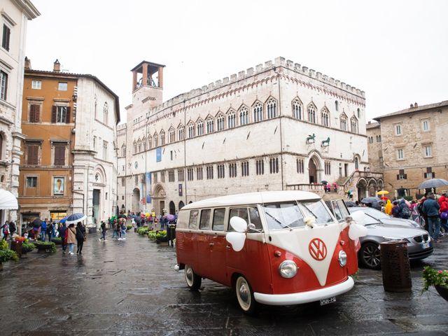 Il matrimonio di Alessio e Alessandra a Perugia, Perugia 28