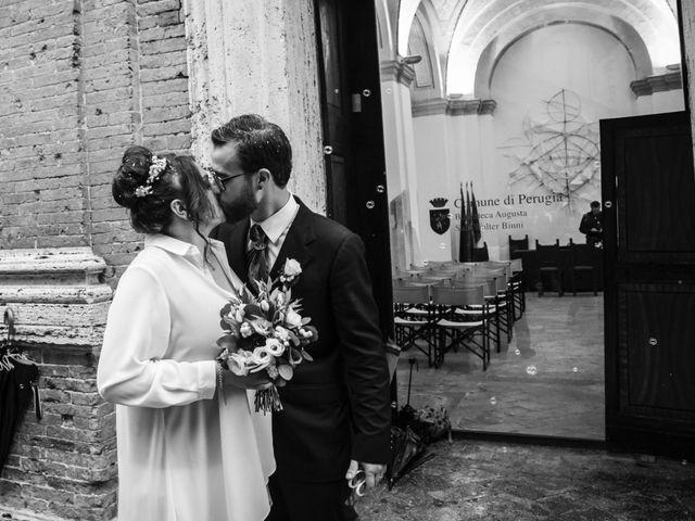 Il matrimonio di Alessio e Alessandra a Perugia, Perugia 41