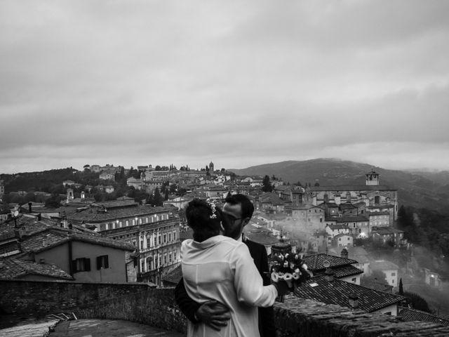 Il matrimonio di Alessio e Alessandra a Perugia, Perugia 44