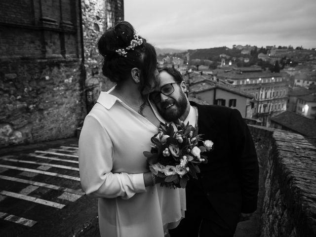 Il matrimonio di Alessio e Alessandra a Perugia, Perugia 45