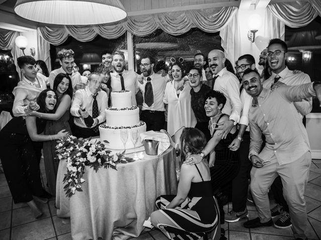 Il matrimonio di Alessio e Alessandra a Perugia, Perugia 64