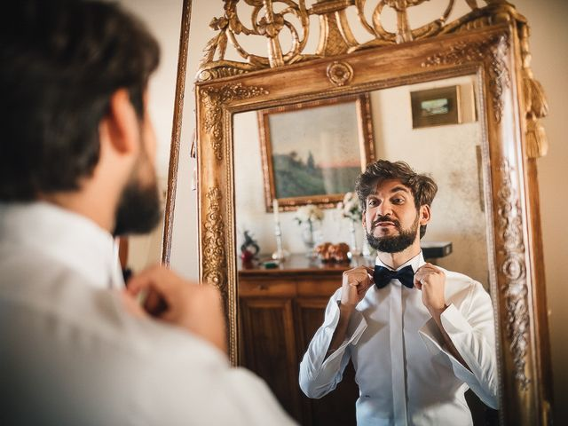 Il matrimonio di Tommaso e Clarissa a Mombaruzzo, Asti 4