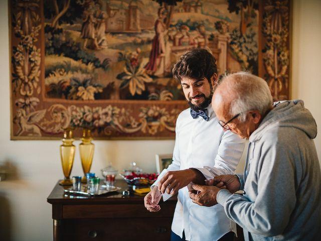 Il matrimonio di Tommaso e Clarissa a Mombaruzzo, Asti 5
