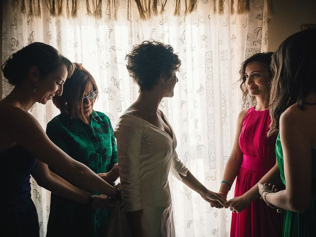 Il matrimonio di Tommaso e Clarissa a Mombaruzzo, Asti 15