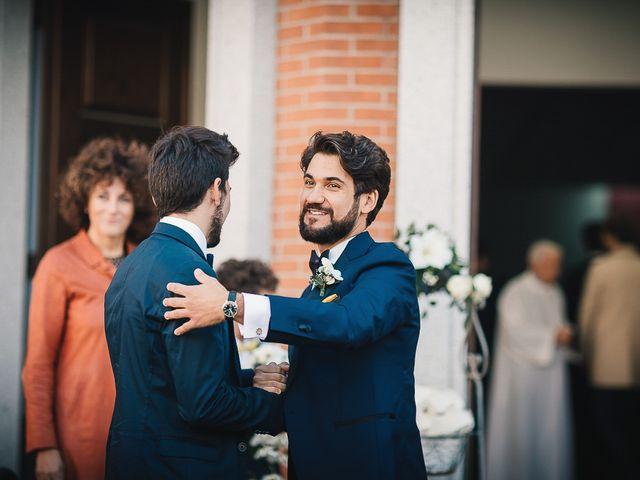 Il matrimonio di Tommaso e Clarissa a Mombaruzzo, Asti 18