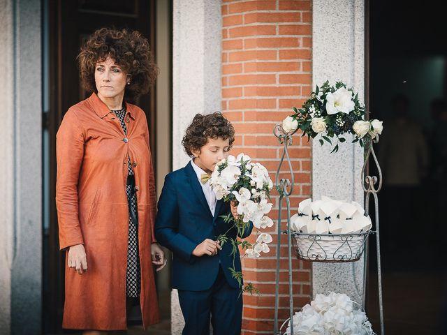 Il matrimonio di Tommaso e Clarissa a Mombaruzzo, Asti 19