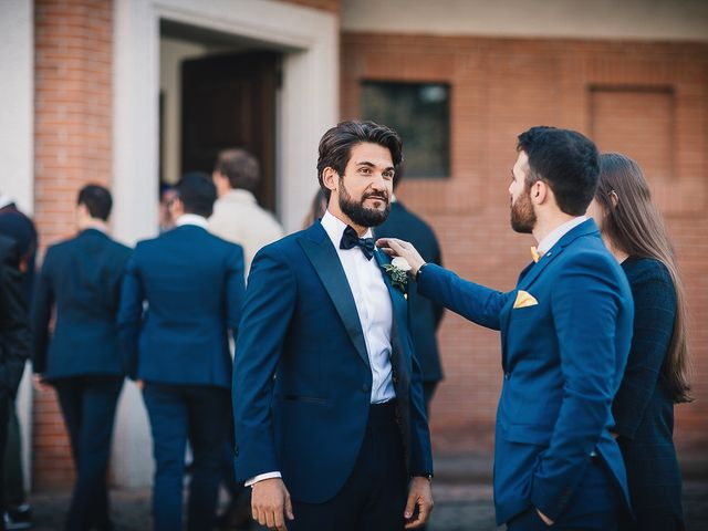 Il matrimonio di Tommaso e Clarissa a Mombaruzzo, Asti 21