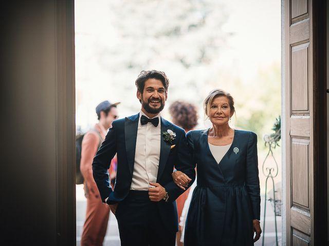 Il matrimonio di Tommaso e Clarissa a Mombaruzzo, Asti 22