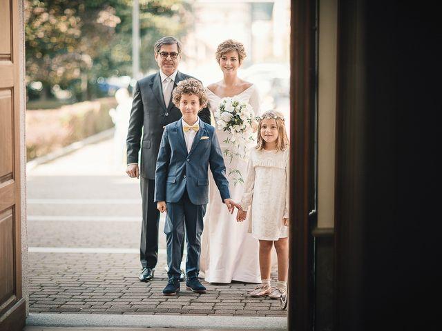 Il matrimonio di Tommaso e Clarissa a Mombaruzzo, Asti 26