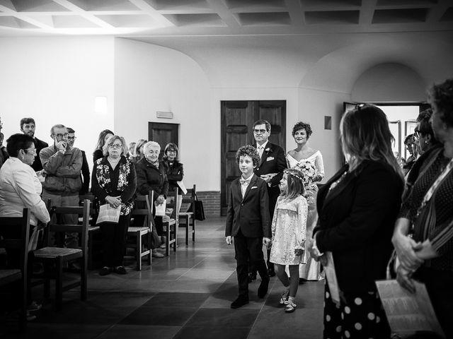 Il matrimonio di Tommaso e Clarissa a Mombaruzzo, Asti 27