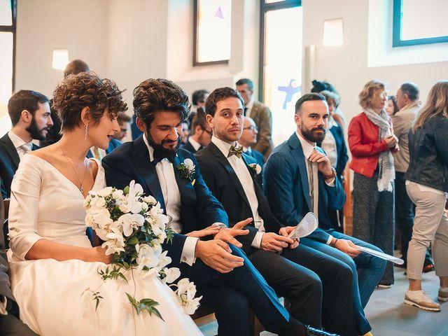 Il matrimonio di Tommaso e Clarissa a Mombaruzzo, Asti 35