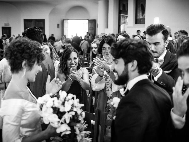 Il matrimonio di Tommaso e Clarissa a Mombaruzzo, Asti 36