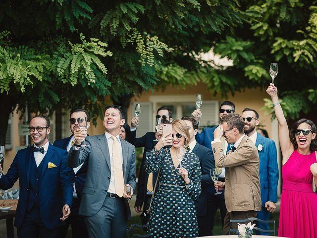 Il matrimonio di Tommaso e Clarissa a Mombaruzzo, Asti 42