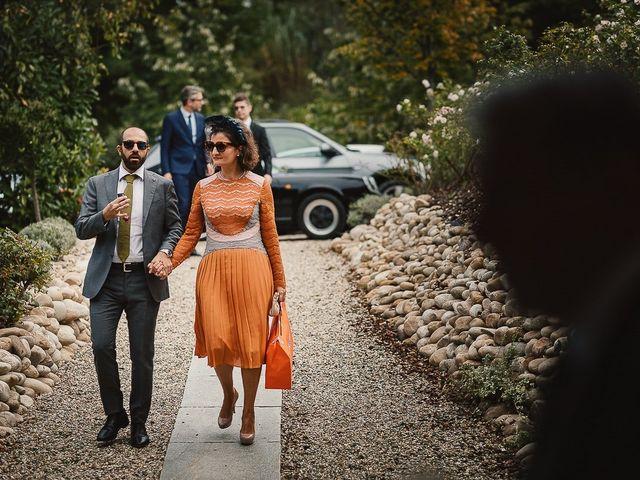 Il matrimonio di Tommaso e Clarissa a Mombaruzzo, Asti 48