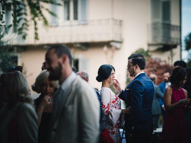 Il matrimonio di Tommaso e Clarissa a Mombaruzzo, Asti 54