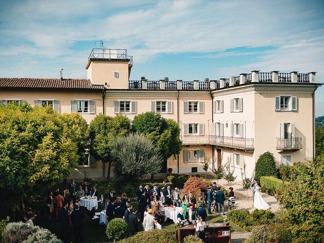 Il matrimonio di Tommaso e Clarissa a Mombaruzzo, Asti 60