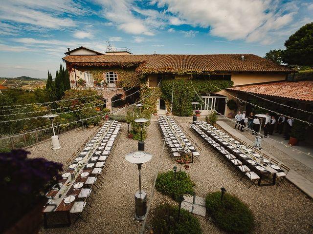 Il matrimonio di Tommaso e Clarissa a Mombaruzzo, Asti 65