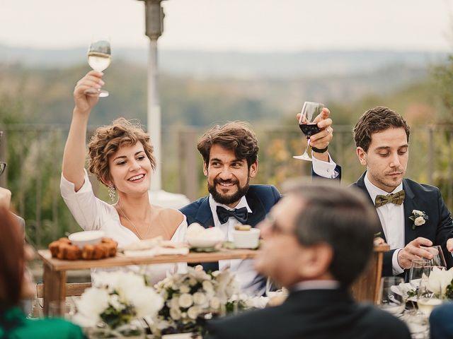 Il matrimonio di Tommaso e Clarissa a Mombaruzzo, Asti 77