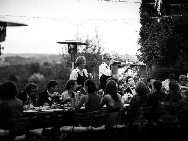Il matrimonio di Tommaso e Clarissa a Mombaruzzo, Asti 78