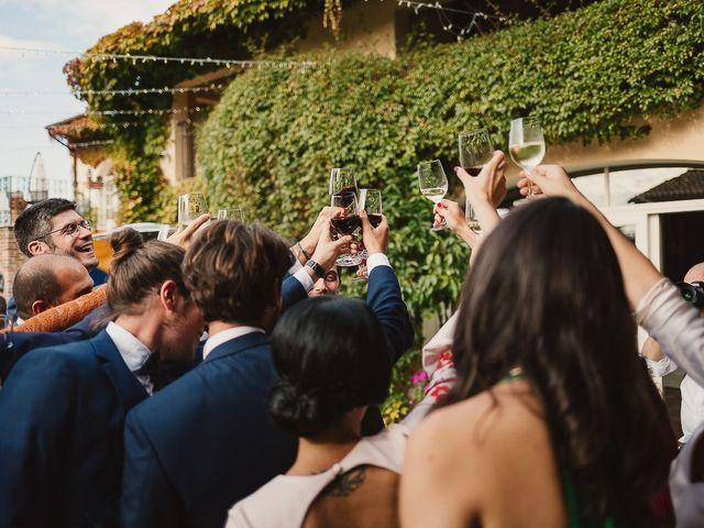 Il matrimonio di Tommaso e Clarissa a Mombaruzzo, Asti 81