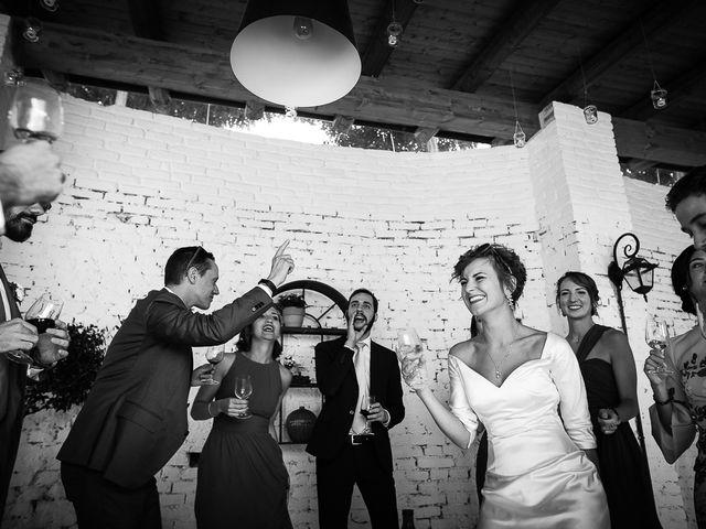 Il matrimonio di Tommaso e Clarissa a Mombaruzzo, Asti 83