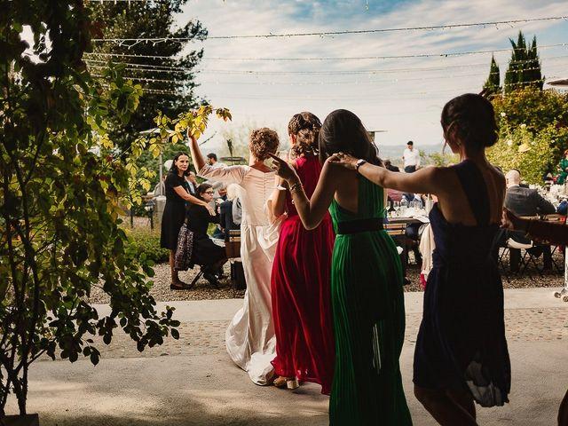Il matrimonio di Tommaso e Clarissa a Mombaruzzo, Asti 84