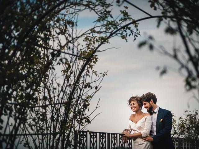 Il matrimonio di Tommaso e Clarissa a Mombaruzzo, Asti 86
