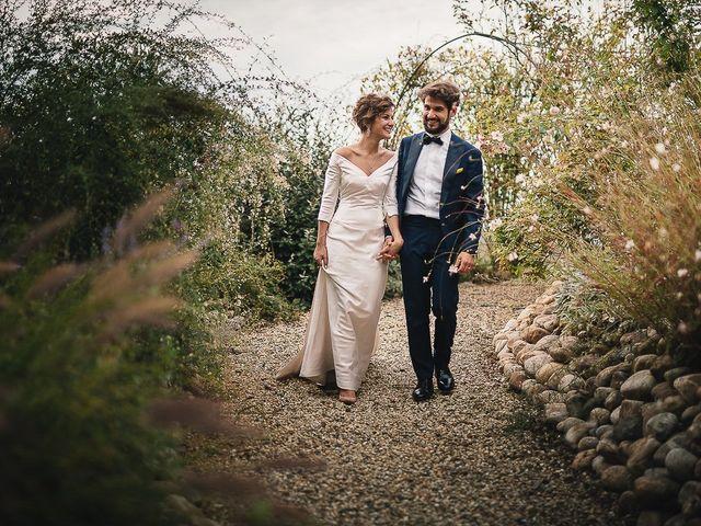 Il matrimonio di Tommaso e Clarissa a Mombaruzzo, Asti 87