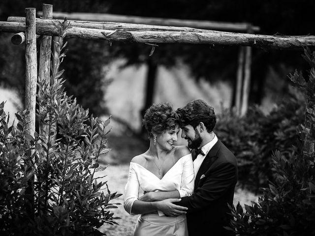 Il matrimonio di Tommaso e Clarissa a Mombaruzzo, Asti 92