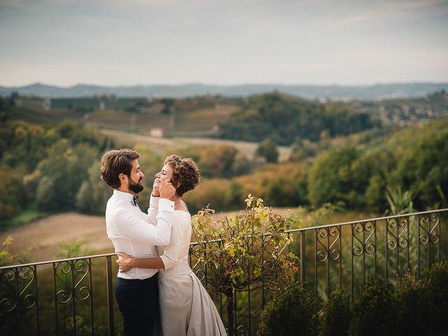 Il matrimonio di Tommaso e Clarissa a Mombaruzzo, Asti 94
