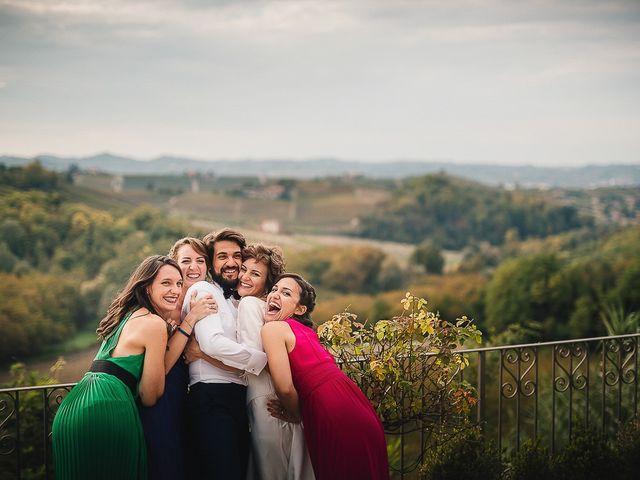 Il matrimonio di Tommaso e Clarissa a Mombaruzzo, Asti 95