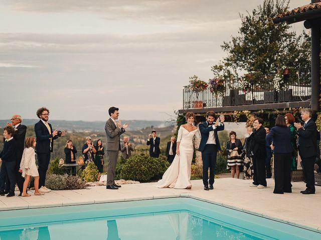 Il matrimonio di Tommaso e Clarissa a Mombaruzzo, Asti 100
