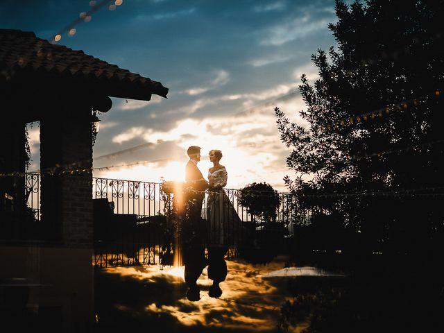 Le nozze di Clarissa e Tommaso