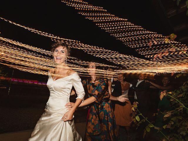 Il matrimonio di Tommaso e Clarissa a Mombaruzzo, Asti 107