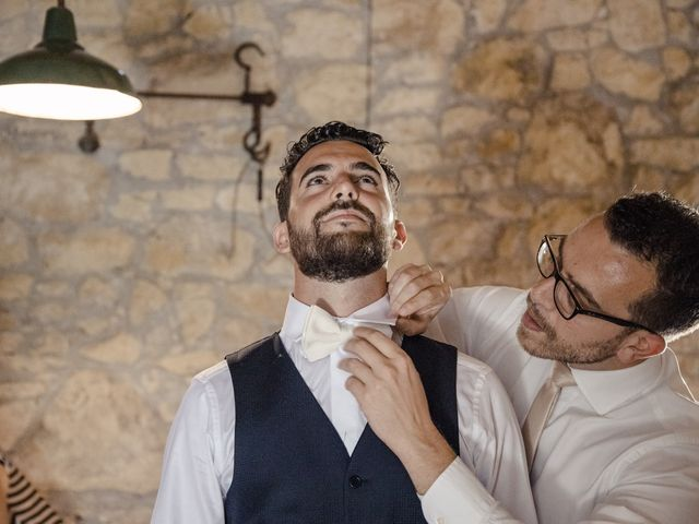 Il matrimonio di Giada e Giacomo a Lecce, Lecce 11