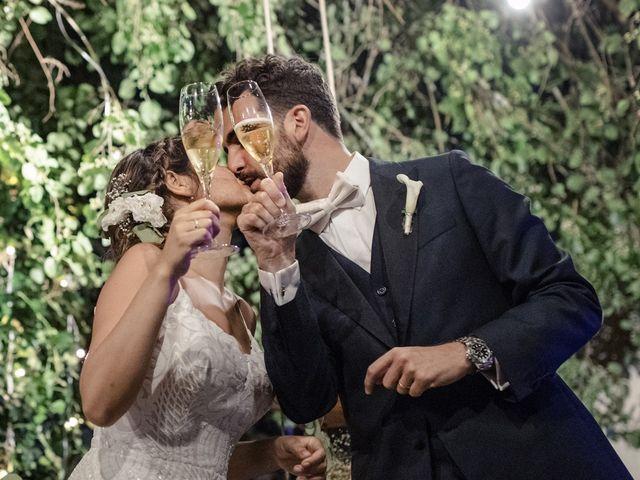 Il matrimonio di Giada e Giacomo a Lecce, Lecce 77