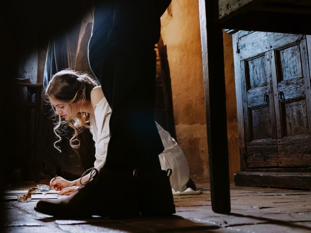 Il matrimonio di Edward e Alissa a Santo Stefano di Sessanio, L'Aquila 5