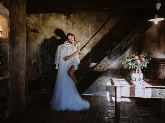 Il matrimonio di Edward e Alissa a Santo Stefano di Sessanio, L'Aquila 7