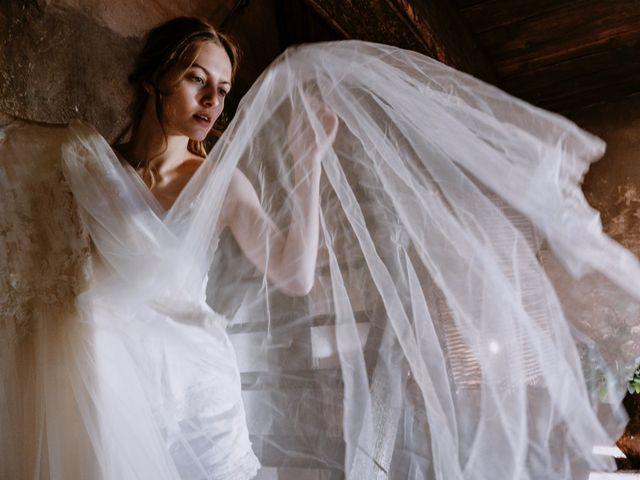 Il matrimonio di Edward e Alissa a Santo Stefano di Sessanio, L'Aquila 9