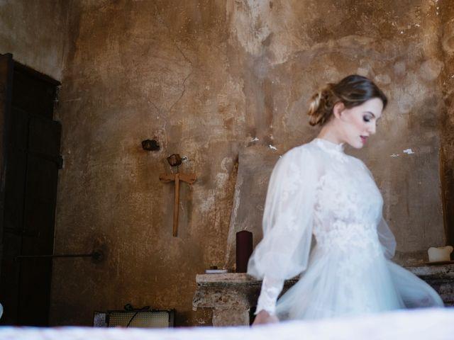 Il matrimonio di Edward e Alissa a Santo Stefano di Sessanio, L'Aquila 25