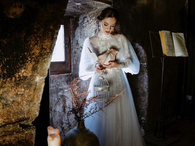 Il matrimonio di Edward e Alissa a Santo Stefano di Sessanio, L'Aquila 26