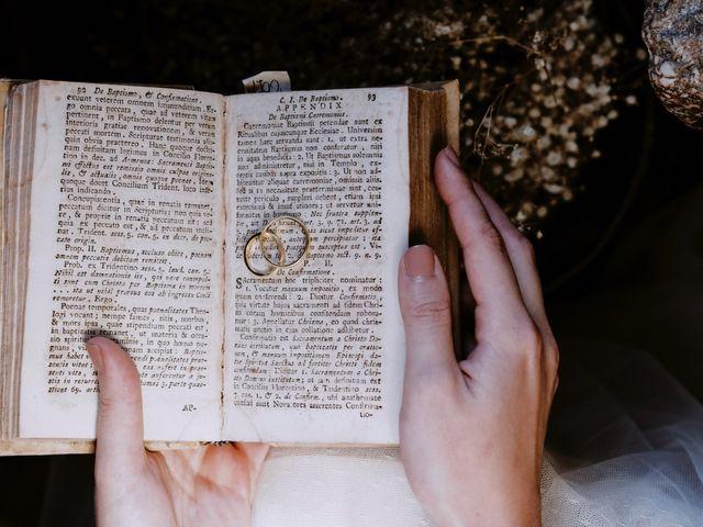 Il matrimonio di Edward e Alissa a Santo Stefano di Sessanio, L'Aquila 27